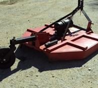 Kodiak Well built 3pt 5' Kodiak brush hog mower w/ slip c Thumbnail 3