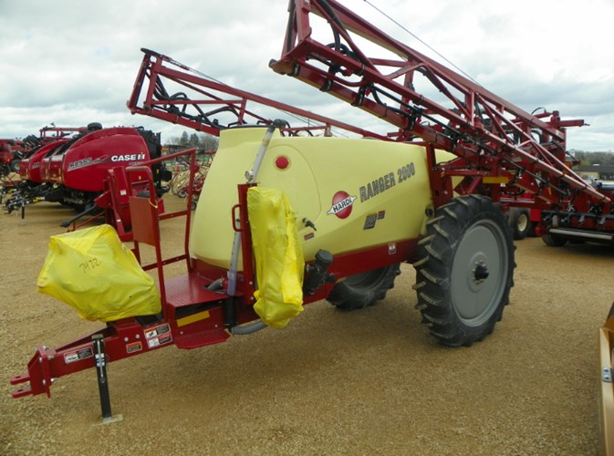 2020 Hardi RANGER 550 Sprayer-Pull Type For Sale