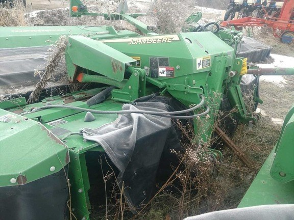 2012 John Deere 388 Mower Conditioner For Sale