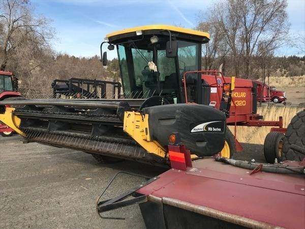 2001 New Holland HW320 Mower Conditioner For Sale
