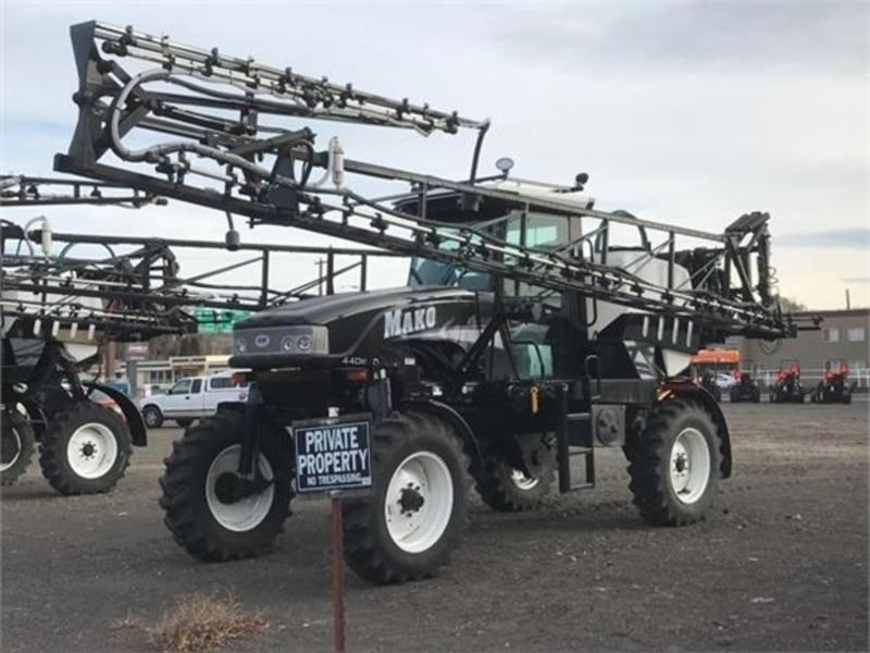 2017 GVM MAKO 400HC Sprayer-Self Propelled For Sale