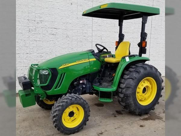 2009 John Deere 4520 Tractor For Sale 187 Quad Cities Region
