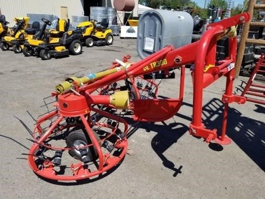 Tedder For Sale: 2017 Braber B[...]