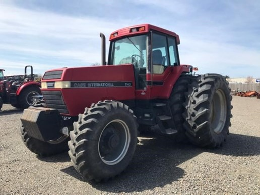 Tractor For Sale: 1992 Case IH[...]