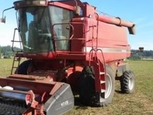 Combine For Sale: 2002 Case IH[...]