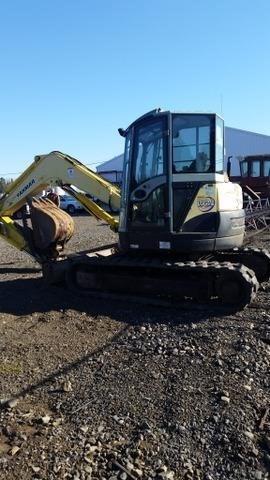 2007 Yanmar VIO75 Excavator-Track  (UNIT IS NO LONGER AVAILABLE)