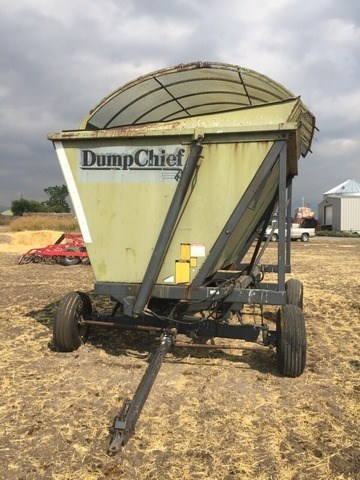 Dump Chief DUMP BOX Forage Harvester-Pull Type For Sale