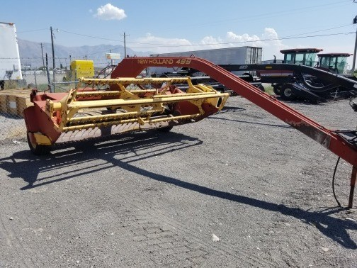 1991 New Holland 499 Windrower-Pull Type For Sale