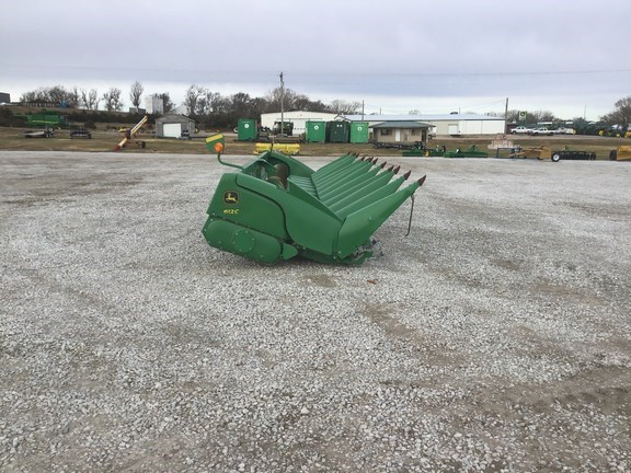 2013 John Deere 612C Header-Corn For Sale