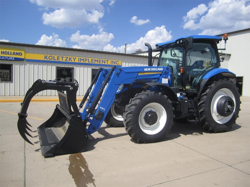 2016 New Holland T6.155 Image 1