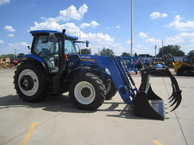 2016 New Holland T6.155 Image 3