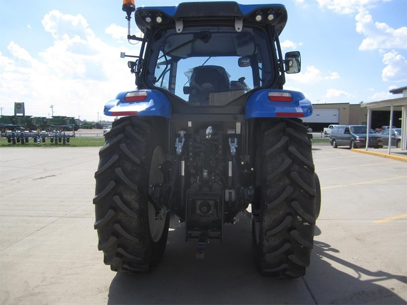 2016 New Holland T6.155 Image 4