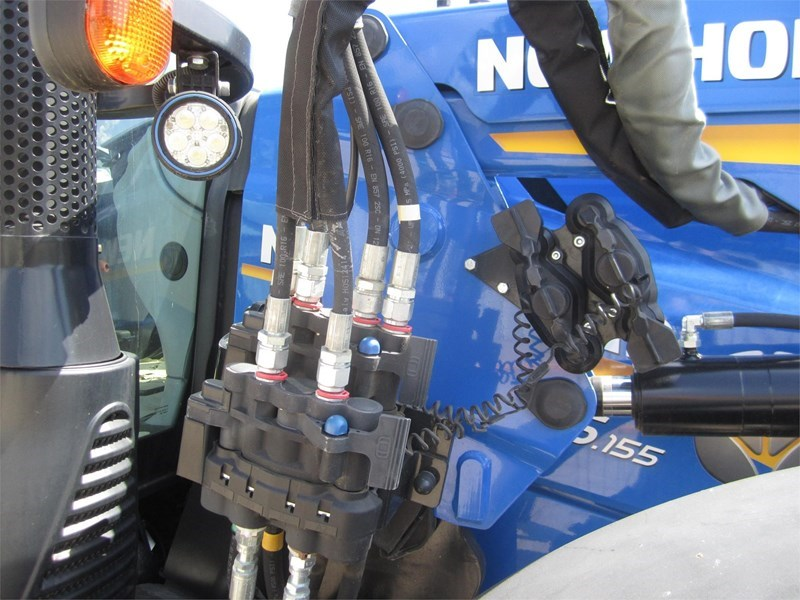 2016 New Holland T6.155 Image 6