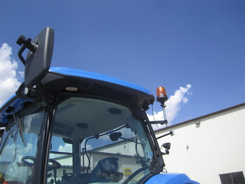 2016 New Holland T6.155 Image 9