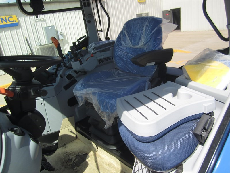 2016 New Holland T6.155 Image 10