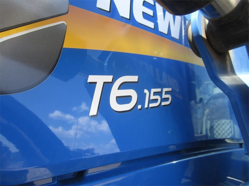 2016 New Holland T6.155 Image 15