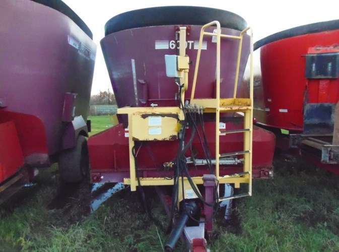 Supreme 600T TMR Mixer For Sale
