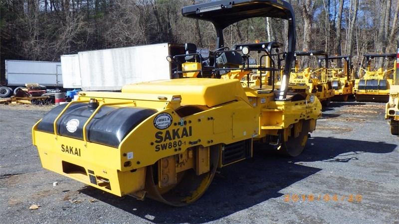 2016 Sakai SW880-1 Image 2