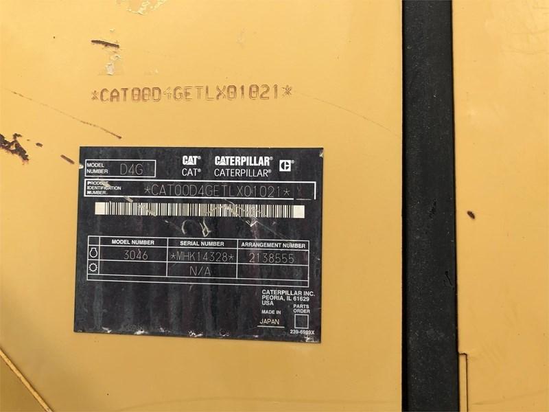 2006 Caterpillar D4G LGP Image 37