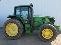 Tractor - Row Crop For Sale 2014 John Deere 6150M