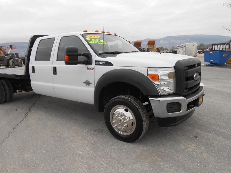 2015 Ford F450 Image 4
