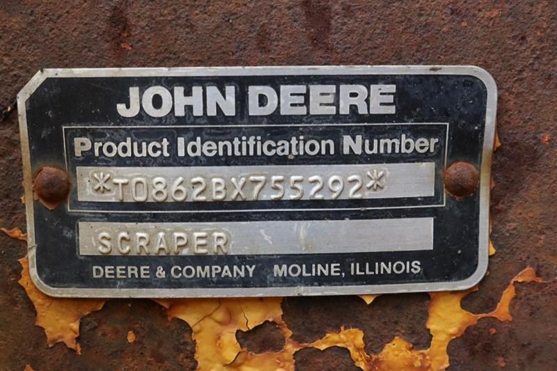 1989 John Deere 862B Image 11