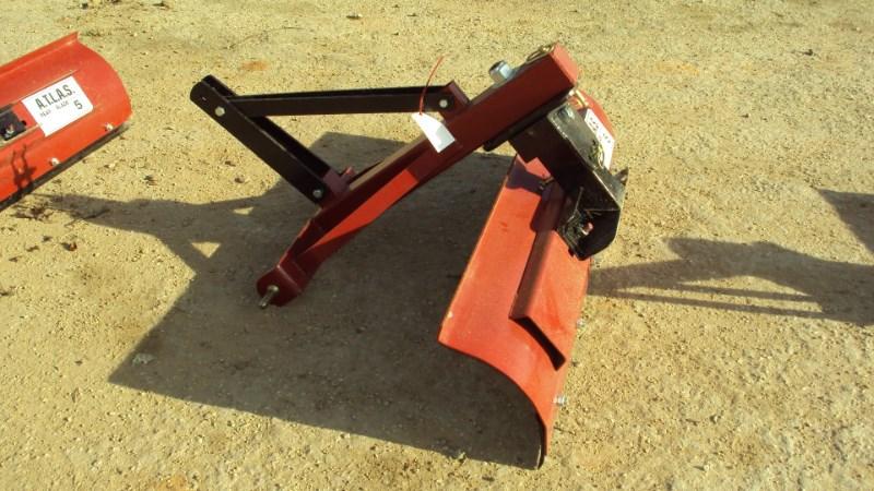 Atlas New 3pt 5' tilt & angle grader blade Image 2