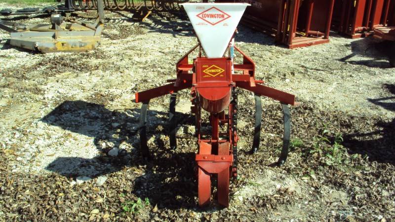Other Covington one row planter w/ cultivator Image 3