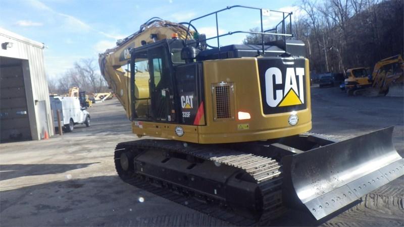 2017 Caterpillar 335F LCR Image 4