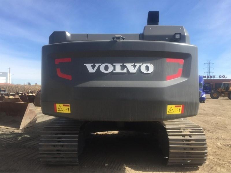 2018 Volvo EC380EL Image 3