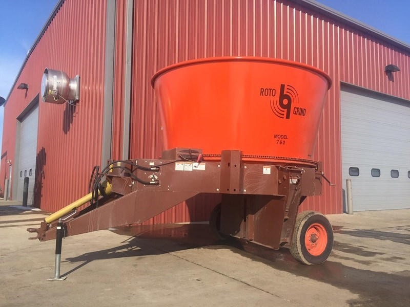 2018 Rotogrind 760T Image 1