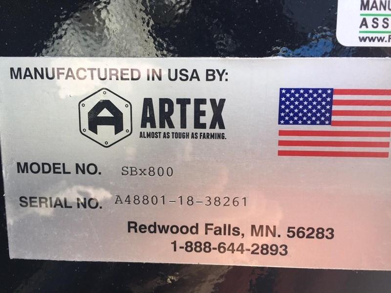 2018 Artex SBX800 Image 5
