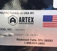 2018 Artex SBX800 Thumbnail 5