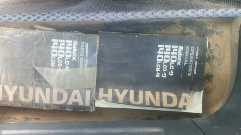 2012 Hyundai ROBEX 140 LC-9 Image 13