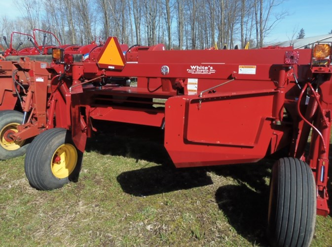 2015 New Holland H7230 Disc Mower For Sale