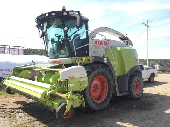 2014 CLAAS 930 Forage Harvester-Self Propelled For Sale