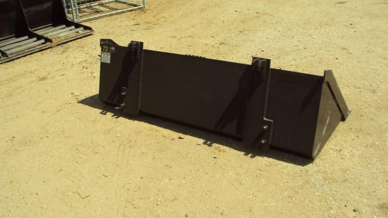 "Other New 72"" heavy duty bucket for John Deere 300 - 500 Image 2"