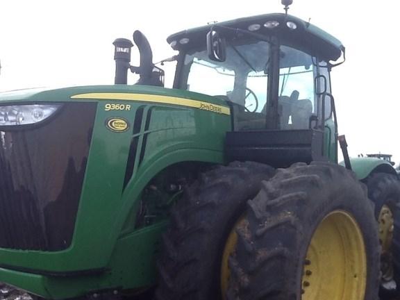 2012 John Deere 9360R Tractor For Sale