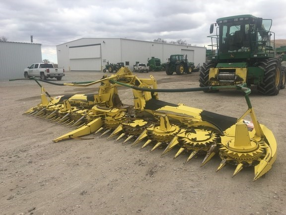 2014 John Deere 690 Forage Head-Rotary For Sale