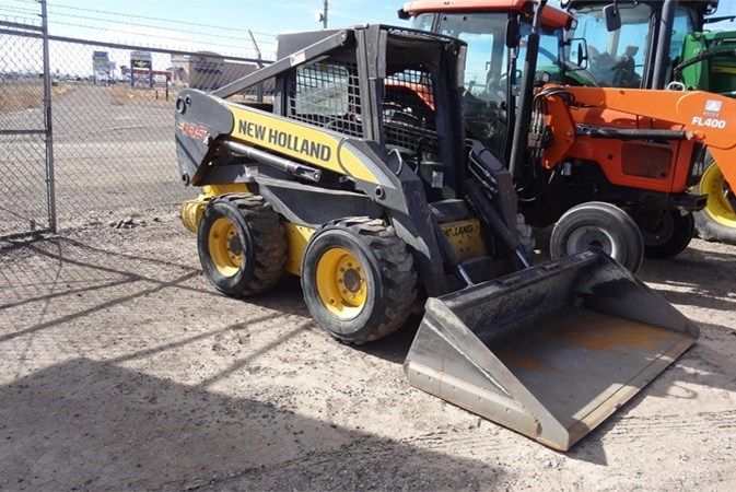 2010 New Holland L185 Skid Steer For Sale