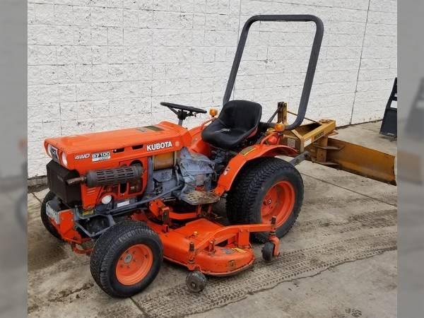 1992 Kubota B7100hsd Tractor For Sale 187 Quad Cities Region Illinois