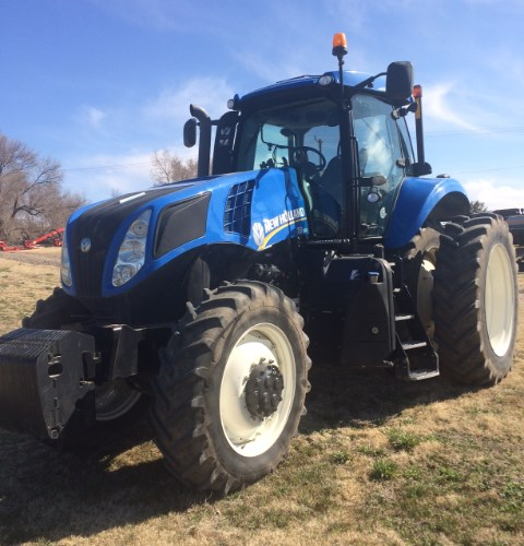 New Holland T8.300 Tractor For Sale