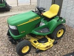 Riding Mower For Sale 2003 John Deere X475 , 23 HP