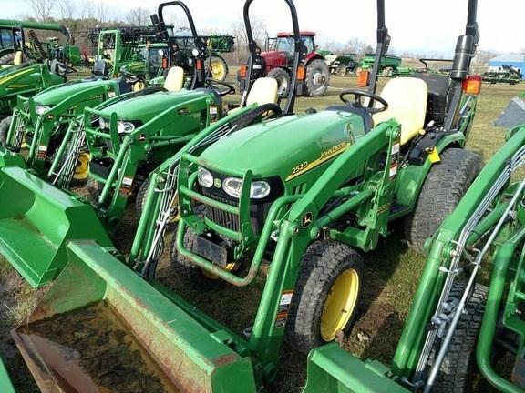 2010 John Deere 2520 Tractor For Sale