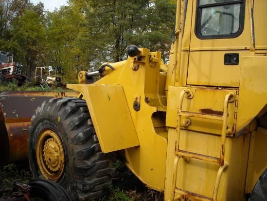 1973 Caterpillar CAT 920 PAY LOADER Image 17