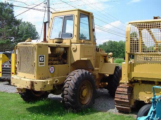 1973 Caterpillar CAT 920 PAY LOADER Image 2
