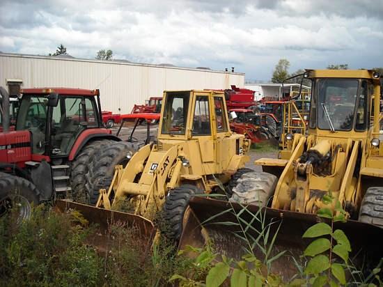 1973 Caterpillar CAT 920 PAY LOADER Image 6
