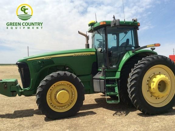 2003 John Deere 8320 Tractor For Sale