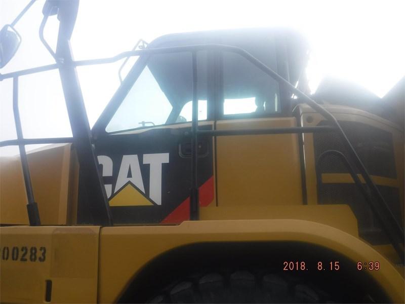 2014 Caterpillar 725C Image 14