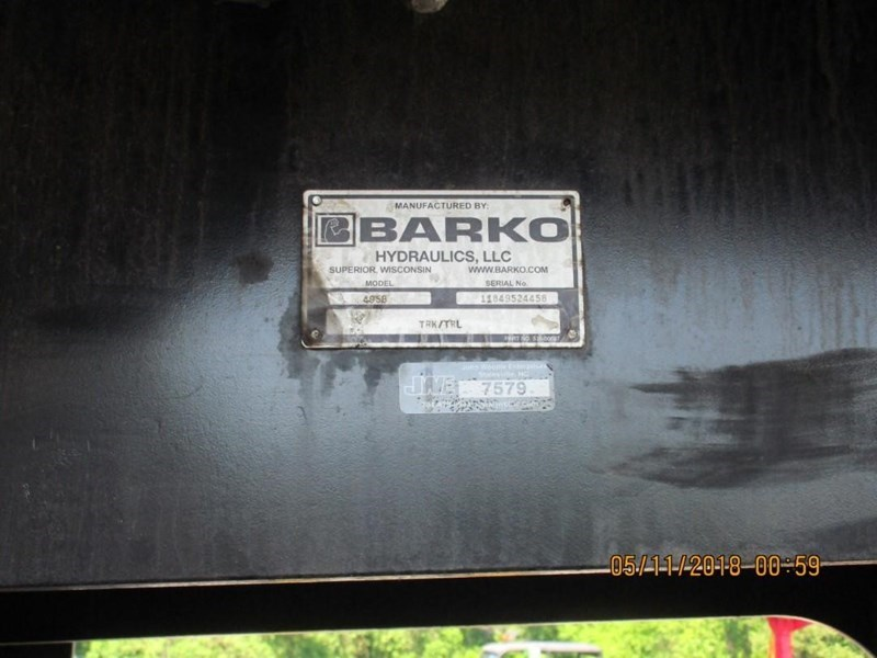 2018 Barko 495B Image 12
